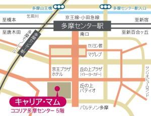 マム新地図(ココリア)
