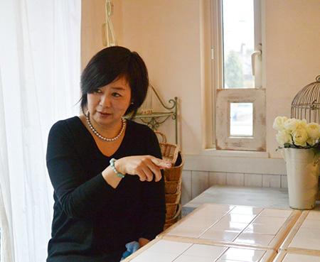 起業 女性 リトマス AKI FLOWERS バレンティン章子 東希美子