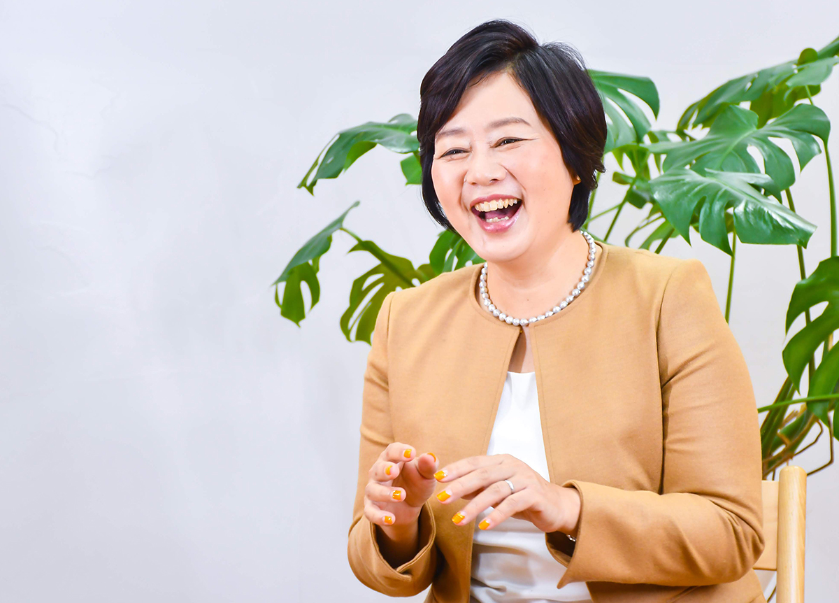 代表・東希美子インタビュー